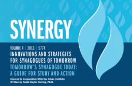 Tomorrow's Synagogue Today: A Guide for Study and Action